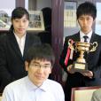 平成26年度第1回関東学生法律討論会にて入賞しました。