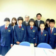 栃木県那須塩原市立日新中学校の生徒さんが法学部を訪問