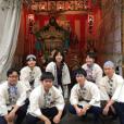 三崎稲荷神社例大祭に教職員が参加しました