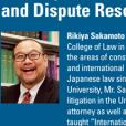 坂本力也教授がニューヨークロースクールで講演を行いました