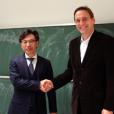 小田司教授がヨハネス・グーテンベルク大学において特別講義を行いました。
