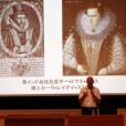 ロンドン大学アジア・アフリカ研究所のタイモン・スクリーチ教授が 本学部で講義を行いました。