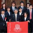 本学部の学生が全日本学生法律討論会の【立論の部】及び【質問の部】において1位を獲得しました