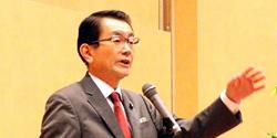 参議院議員 野田国義氏 講演会が開催されました