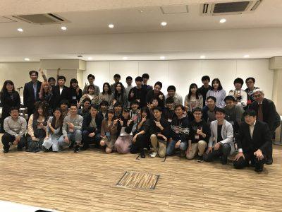 法学部外国人留学生研修会が開催されました。