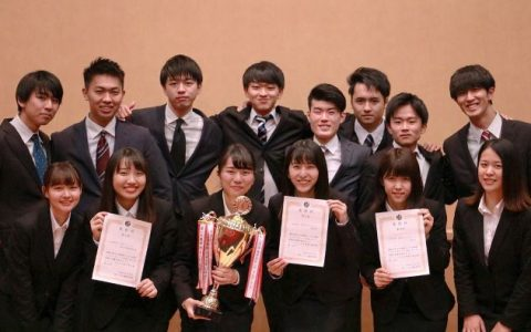 国際ビジネス研究インターカレッジ大会で臼井ゼミが連覇を果たしました
