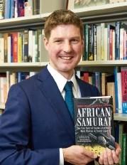 ロックリー・トーマス准教授がNHK BSプレミアム「Black Samurai 信長に仕えたアフリカン侍・弥助」に出演しました。